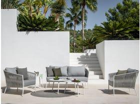 Gizella 4pc Outdoor Sofa Setting