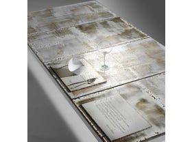 Lollo Lava Stone Dining Table - 240 x 90