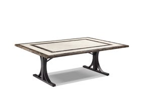 Milano 210 x 150 Natural Stone Dining Table