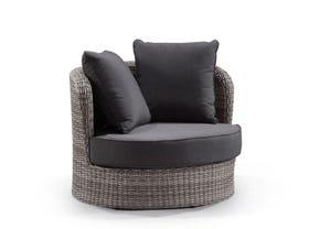 Knut Outdoor Single Sofa