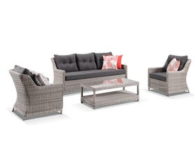 Summerset 4pc Sofa Setting