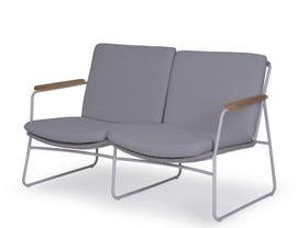 Buru Outdoor Rope 2  Seater Lounge