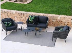 Palm 4pc Outdoor Sofa Setting