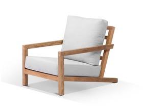 Venlo Outdoor Single Sofa