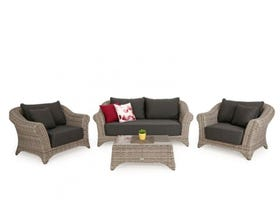 Versailles 4pc Outdoor Lounge Set
