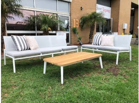 FLOOR MODEL- Pacific 3pc Outdoor Lounge Setting