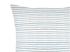 Paint Stripes  Smoke Outdoor Cushion -60 x 60cm