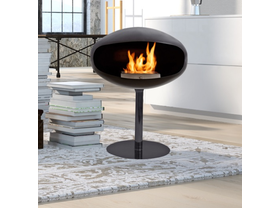 Cocoon Fires Ethanol Pedestal Fireplace