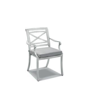 Vogue Cast Aluminium Chair
