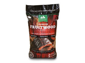 Green Mountains Grills - Premium Fruitwood Pellets