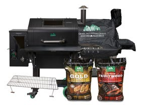 Green Mountain Grills-Prime Daniel Boone  Smoker Package