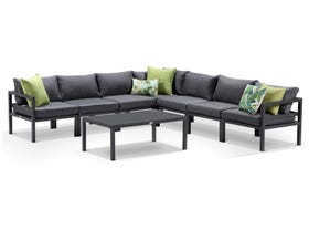 Provence 8pc Outdoor Lounge