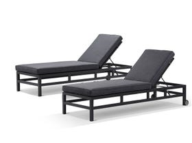 Provence 2pc Sunlounger Set