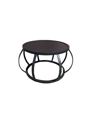 Purist Round Coffee Table