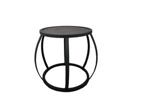 Purist Round Side Table