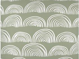 Rainbow Sage Outdoor Cushion -60 x 60cm