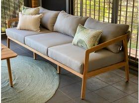 Ritz Outdoor 3 Seater Sofa