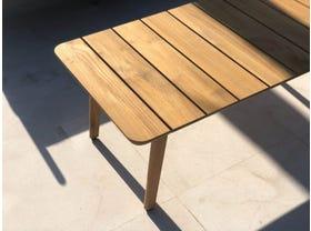 Ritz Outdoor Teak Coffee Table