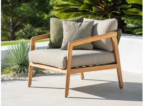 Ritz Outdoor Single Sofa