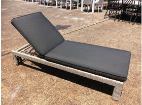 FLOOR MODEL- Rosseau Sunlounger
