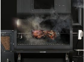 Green Mountain Grills-Prime PLUS Daniel Boone Smoker Package