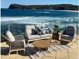 Serang 5pc Rope Outdoor Lounge Setting