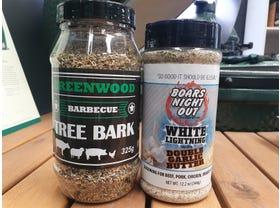 Bark & Lightning 2pk Rub Package
