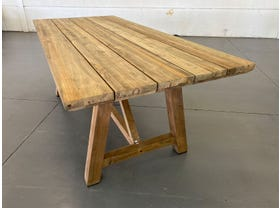 Sophia Recycled Teak Table -SYD ONLY