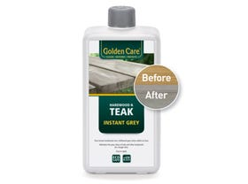 Teak Instant Grey Protector Golden Care