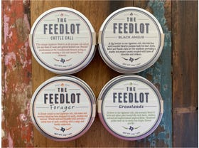 Feedlot 4pk Rub Package
