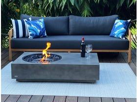 Ubud Outdoor 3 Seater Lounge
