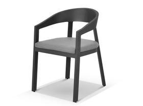 Ubud Aluminium Outdoor Dining Chair
