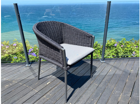 Isla Outdoor Rope  Dining Chair