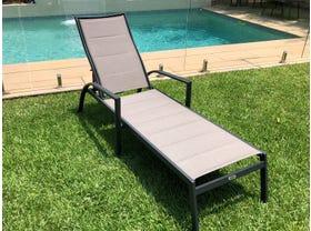 Outdoor Sunlounge-Verde