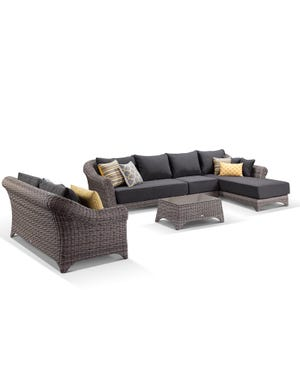 Versailles Outdoor Sofa Setting
