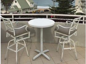 Vogue 3pc Outdoor Bar Setting