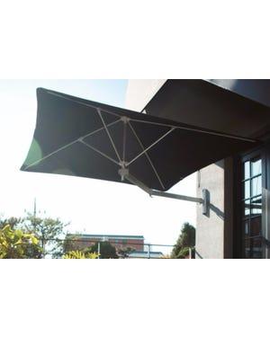 Paraflex 1.9 mt  Square  Wall Mount  Umbrella