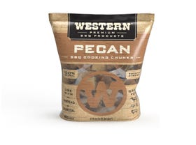 Western BBQ Wood Chunks -Pecan