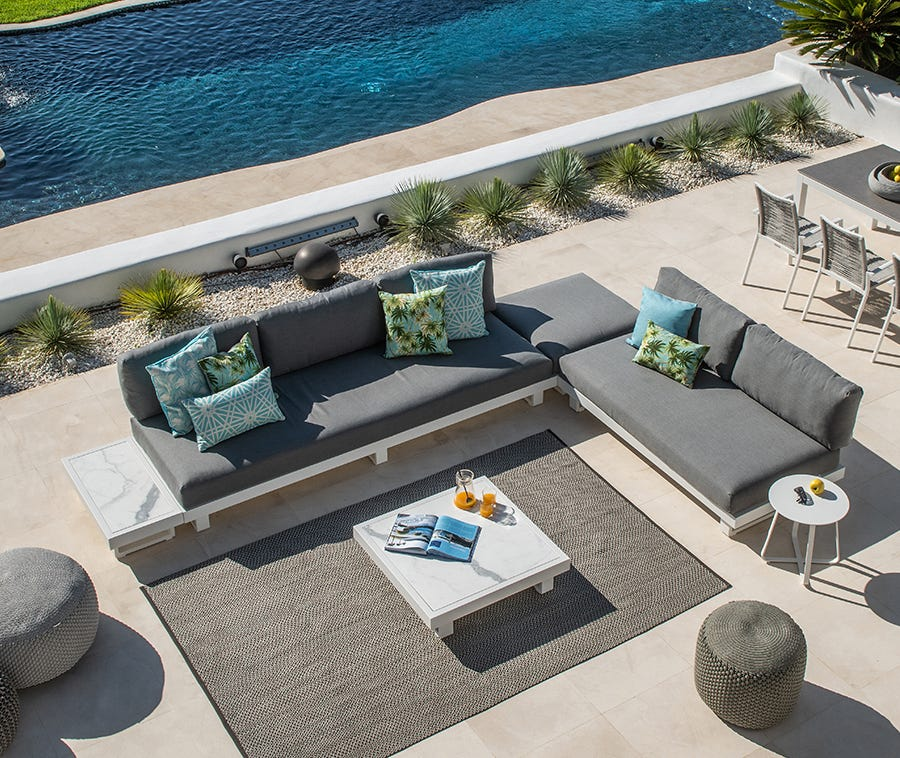 Shop Outdoor Lounge Settings at Outdoor Elegance