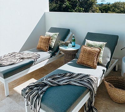 Outdoor Daybeds & Sunloungers