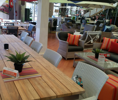 Learn about us outdoor elegance for Outdoor furniture erina