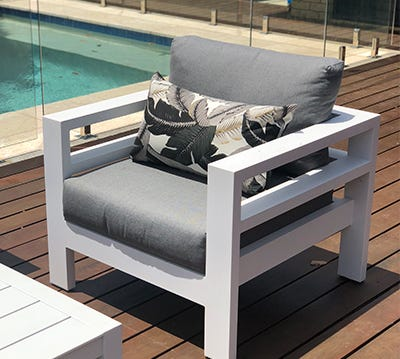 Aluminium Outdoor Lounges