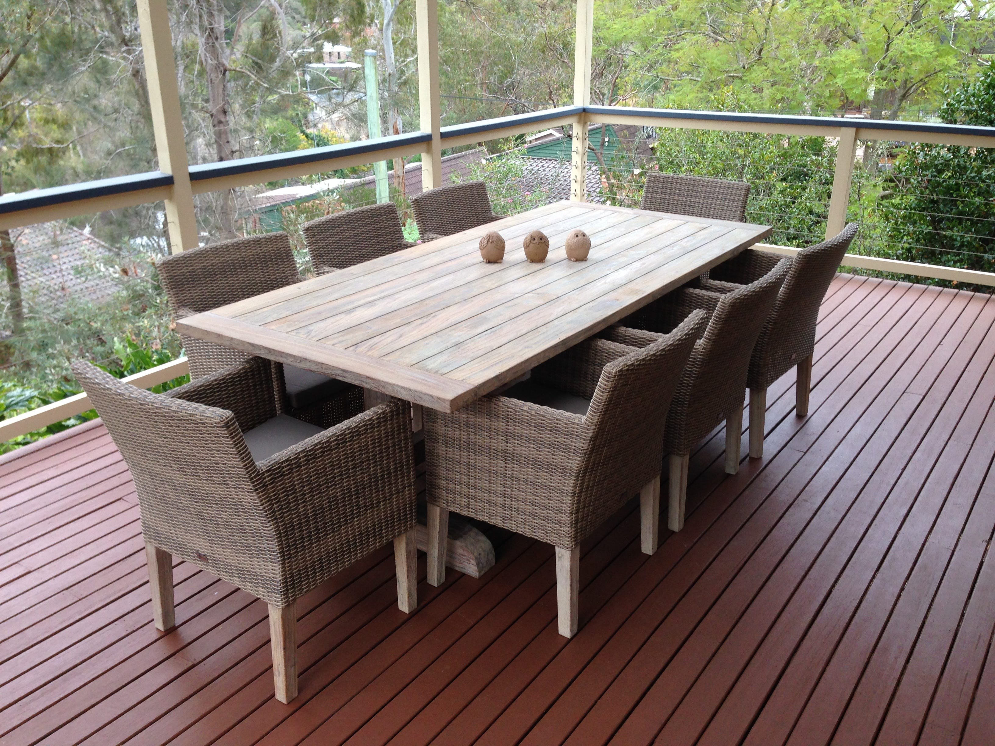 Outdoor furniture dining teak manchester plymouth