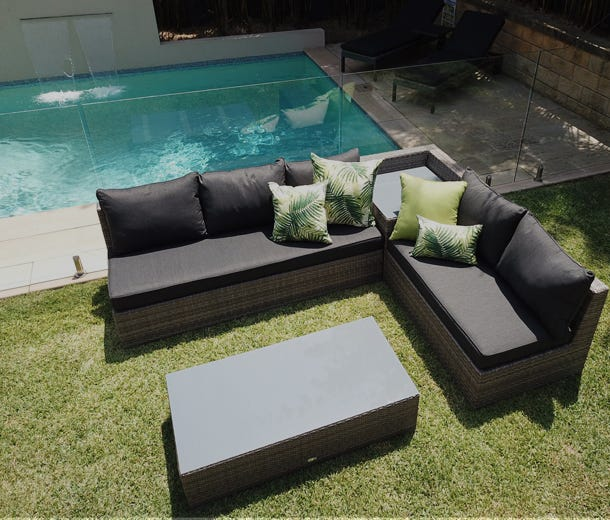 outdoor lounges central coast