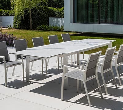 Ceramic Outdoor Dining Brisbane