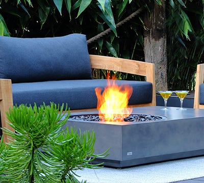 Eco Smart Fire Collection