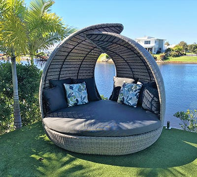 newcastle shop outdoor daybeds