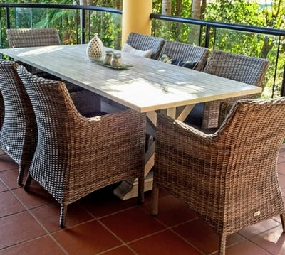 Outdoor furniture sunshine coast for Outdoor furniture sunshine coast